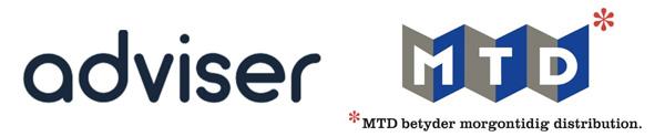 Huvudsponsorer Tidskriftsdagen och Tidskriftsgalan 2018 –Adviser och MTD