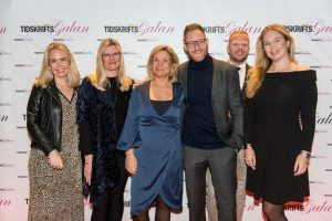 Tidningen Chef tog hem pris för Årets Digitala Tidskrift Fackpress. Foto: Anette Persson.