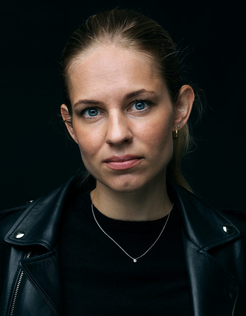 Malin Ekman. Foto: Johan Knobe