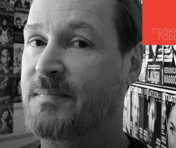 Ulf Stolt, chefredaktör Situation Sthlm