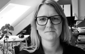 Maria Felle, enhetschef på Nätverkstan kulturtidskrifter