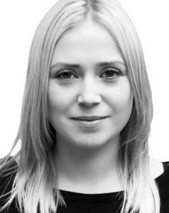Anna Åberg, chef på DN.se