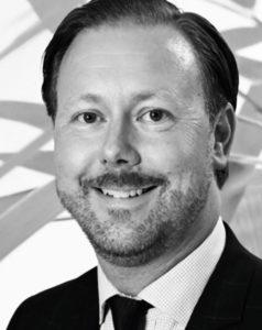 Fredrik Bjerngren, marknadschef på Albinsson & Sjöberg