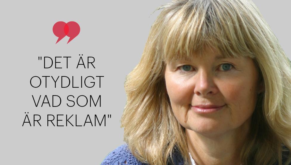 Elisabeth Trotzig, Reklamombudsmannen