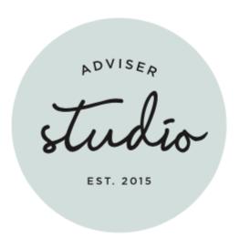 Adviser Studio