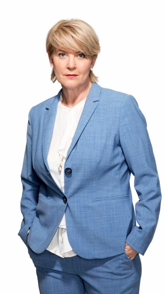 Viveka Ljungström, chefredaktör och vd Forskning & Framsteg