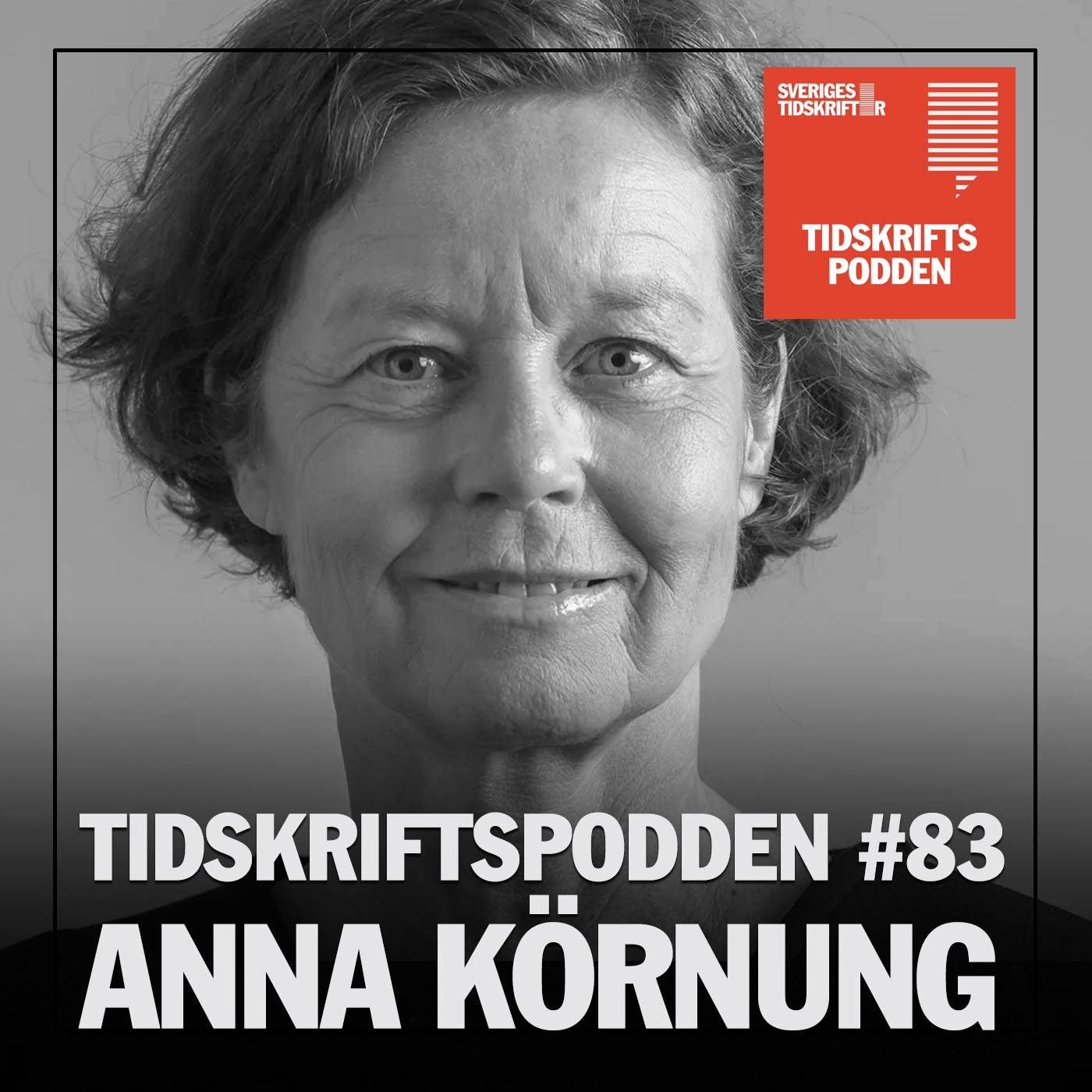 Anna Körnung, Tidskriftspodden