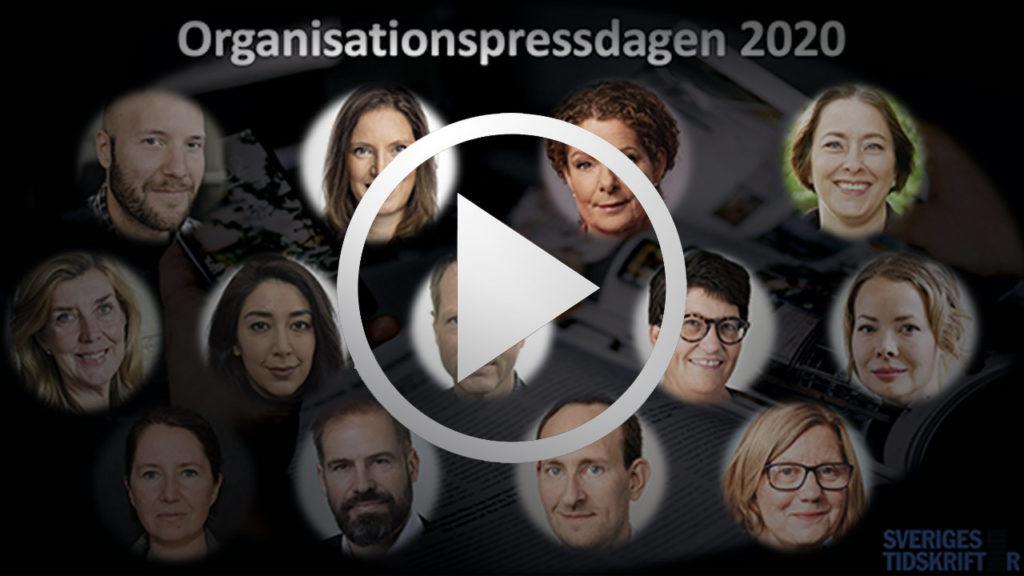 Organisationspressdagen 2020 startbild