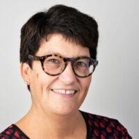 Helle Klein, ordförande Sveriges Tidskrifter