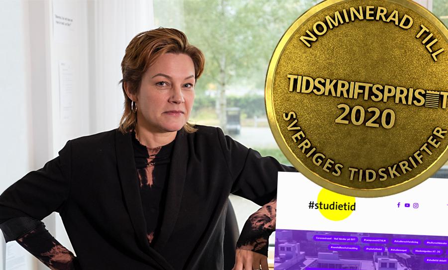 Sara Berg, Studietid