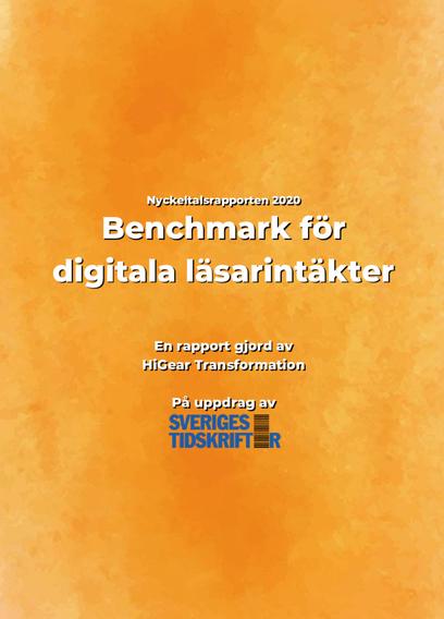 Benchmark digitala läsarintäkter