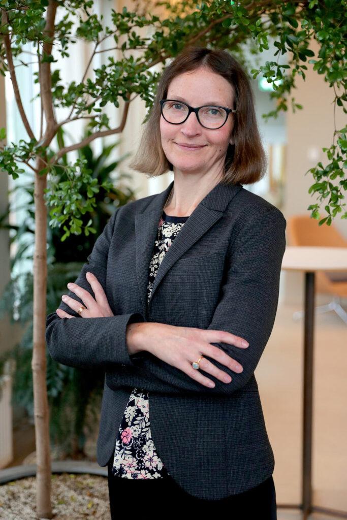 Ann Henriksson, vd LRF Media