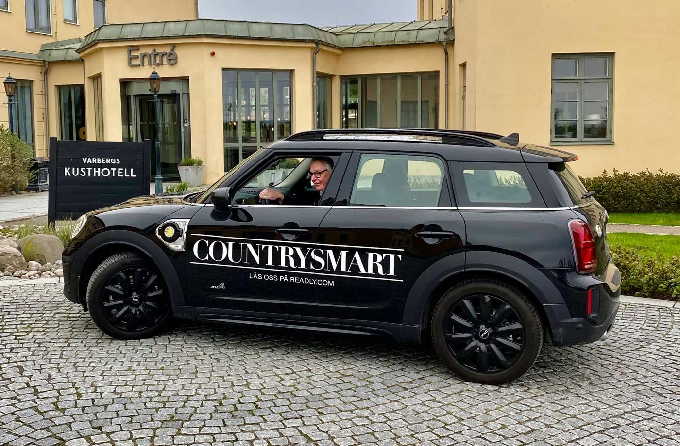 Countrysmart-bilen i Varberg