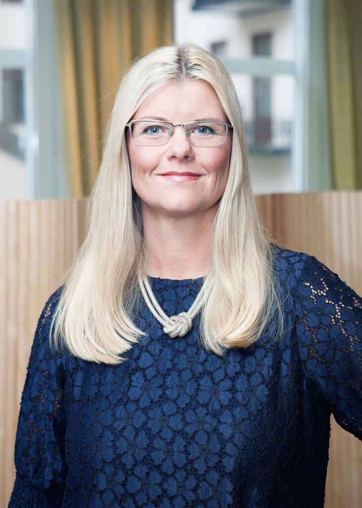 Cecilia Norrby, Chef